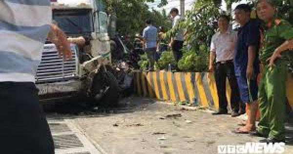 Phó Thủ tướng Trương Hòa Bình yêu cầu xử nghiêm vụ tai nạn làm 5 người thiệt mạng tại Tây Ninh