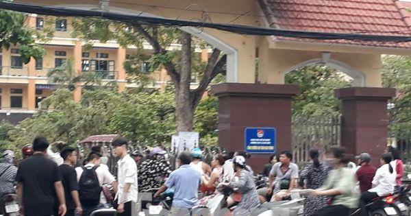 Thái Bình: Lan truyền bảng điểm giả kỳ thi lớp 10 công lập