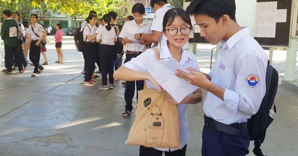 """Khánh Hòa: Hơn 600 học sinh bị điểm """"0"""" môn Toán"""