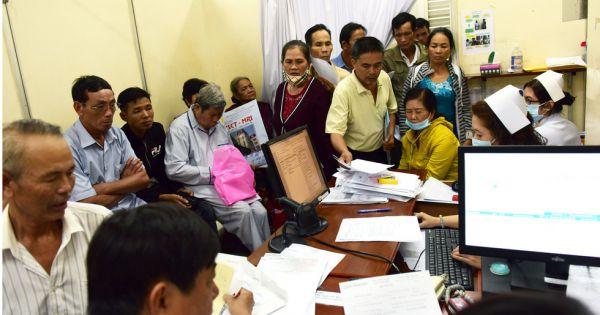 Tháng 7 bắt đầu triển khai hồ sơ sức khỏe điện tử cho người dân