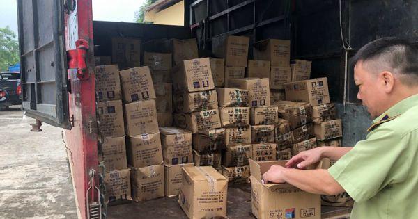 Thu giữ 8 ngàn que kem Trung Quốc, lộ đường dây nhập kem giá siêu rẻ trái phép
