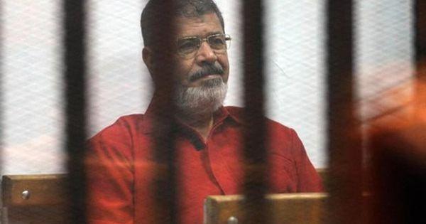 Cựu Tổng thống Ai Cập Mohamed Morsi đột tử ngay tại tòa
