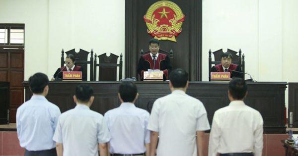 Hoàng Công Lương không được hưởng án treo, chịu 30 tháng tù giam