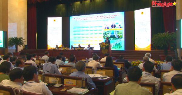 Thủ tướng Nguyễn Xuân Phúc chủ trì hội nghị phát triển ĐBSCL thích ứng biến đổi khí hậu