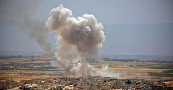 Chiến sự Syria vào giai đoạn then chốt, giằng co tại nhiều điểm nóng