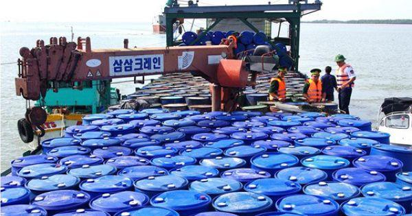 Gia tăng tình trạng buôn lậu trên biển