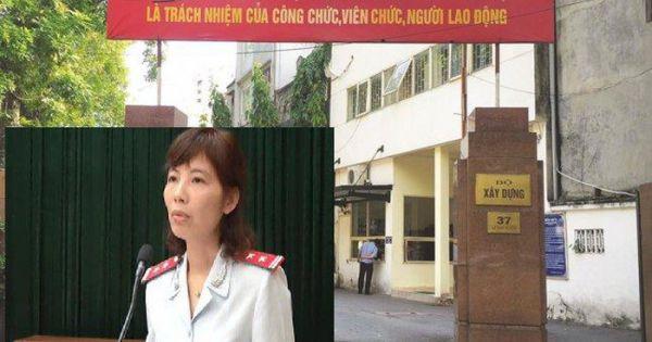Hai thành viên Đoàn Thanh tra Bộ Xây dựng không là công chức