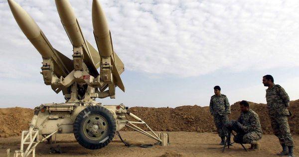 Iran tuyên bố bắn hạ máy bay do thám của Mỹ