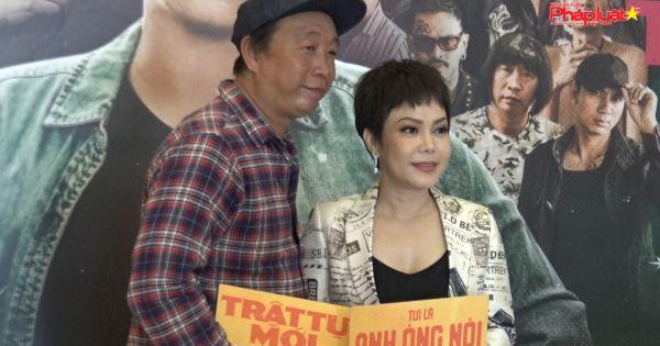 """Việt Hương mang """"Ông nội"""" lên Web Drama"""