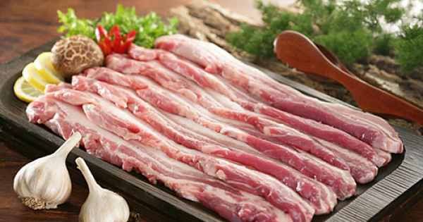 Dịch tả heo châu Phi khiến giá thịt heo nhập khẩu tăng cao