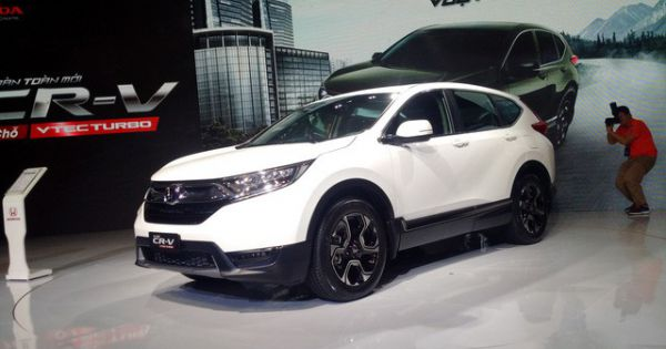 """Honda Việt Nam: """"phanh cứng trên CR-V không phải lỗi chất lượng"""""""