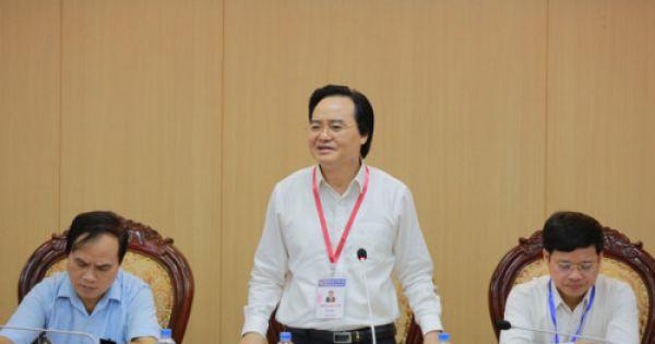 Bộ trưởng Phùng Xuân Nhạ: 5 lưu ý trước kỳ thi THPT quốc gia năm 2019