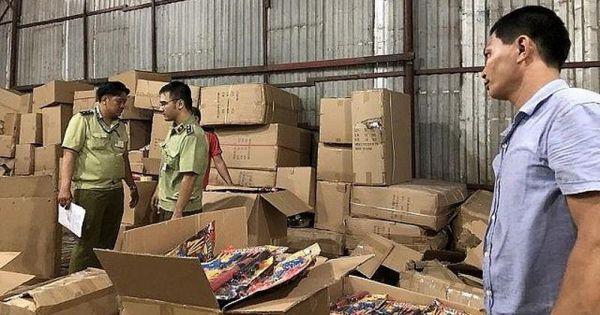 """Cục Thuế TPHCM tăng cường xử lý hàng nghi giả mạo """"Made in Vietnam"""""""