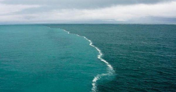 Nơi được biết đến hai dòng sông gặp nhau, nước không hòa lẫn