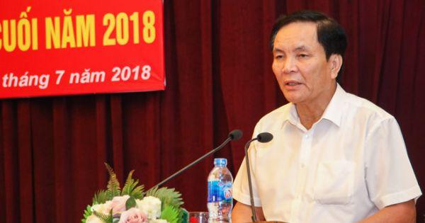Phó Chủ tịch VFF Cấn Văn Nghĩa xin từ chức