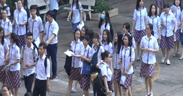TPHCM có 543 thí sinh bỏ thi môn Toán Kỳ thi THPT Quốc gia 2019