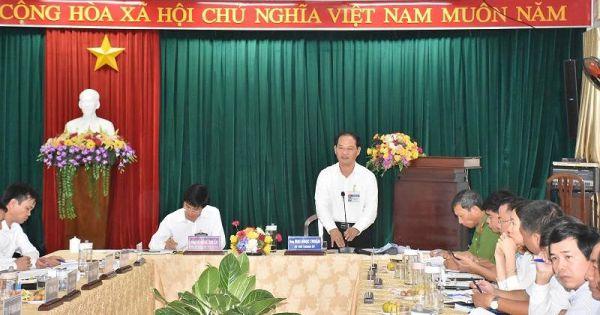 Bà Rịa – Vũng Tàu: Dự án Khu biệt thự Thanh Bình có dấu hiệu vi phạm hình sự