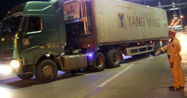 Cục CSGT đề nghị xử phạt xe ôtô vi phạm qua dữ liệu hộp đen