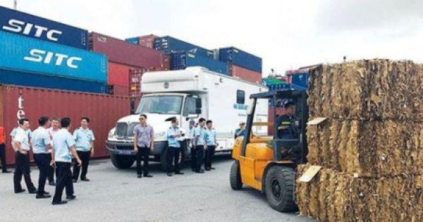 Khởi tố, điều tra Công ty CP Vĩnh Thành vận chuyển trái phép hàng hóa qua biên giới