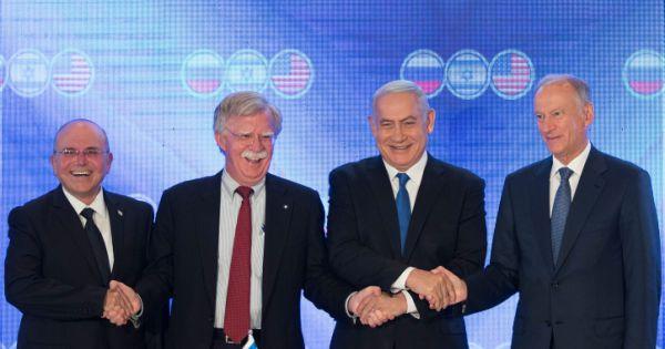 Nga-Mỹ-Israel họp bàn về tình hình Trung Đông