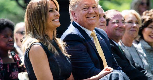 Phát ngôn viên của bà Trump trở thành Thư ký Báo chí Nhà Trắng
