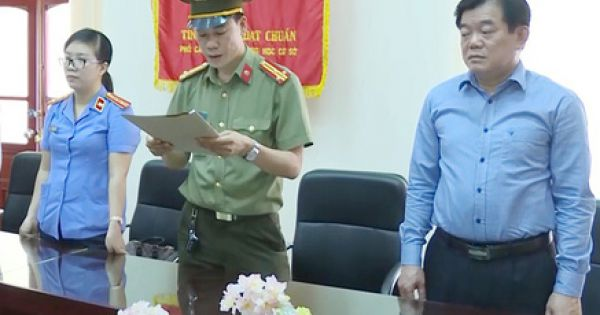 Sơn La: Giám đốc Sở Giáo dục Đào tạo không được nghỉ hưu sau khi bị kỷ luật