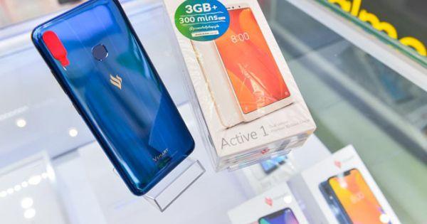 VinSmart phát triển điện thoại thông minh 5G