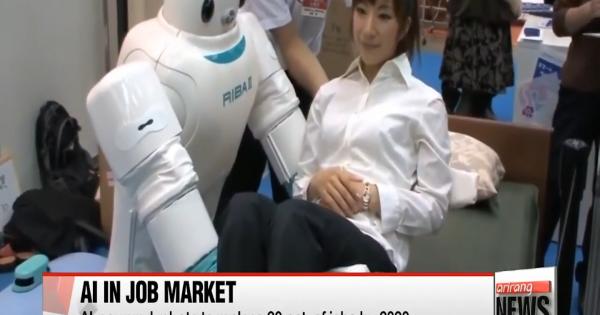 Dự báo đến năm 2030, robot sẽ thay thế 10% số lao động trong các nhà máy
