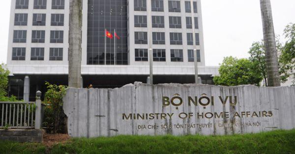 Ngăn chặn chạy chức, chạy quyền: Bộ Nội vụ tiến hành kiểm tra 4 cơ quan