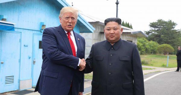Triều Tiên ca ngợi cuộc gặp của Tổng thống Mỹ tại DMZ