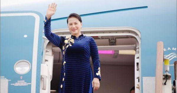Chủ tịch Quốc hội Nguyễn Thị Kim Ngân thăm chính thức CHND Trung Hoa
