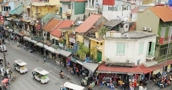 Hà Nội: Xây dựng 16 tòa nhà cao 10 tầng phục vụ giãn dân phố cổ