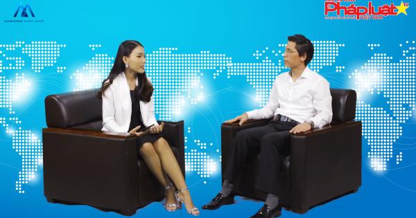 Trò chuyện cùng diễn giả Louis Dương: Con đường thành công nào cho mỗi chúng ta?