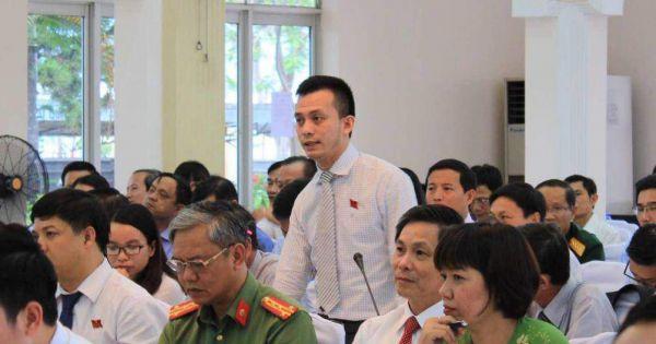 41/42 đại biểu đồng ý ông Nguyễn Bá Cảnh thôi làm đại biểu HĐND TP Đà Nẵng