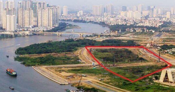 Ai đứng sau Khu phức hợp Sóng Việt - dự án dính sai phạm ở Thủ Thiêm