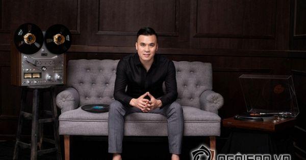 """Chàng ca sĩ - Đại uý điển trai Tuấn Anh gây sốt với album """"Hương tình cũ"""""""