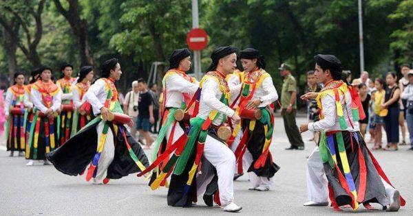 Lễ Hội đường phố mừng 20 năm Hà Nội – Thành phố vì hoà bình