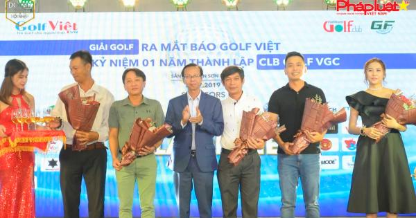 Ra mắt cổng thông tin điện tử Golf Việt và kỉ niệm 1 năm thành lập CLB VietNam Golf Club