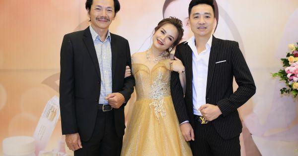 """NSUT Trung Anh khen """"cô Xuyến""""- Hoàng Yến rất đáng yêu"""