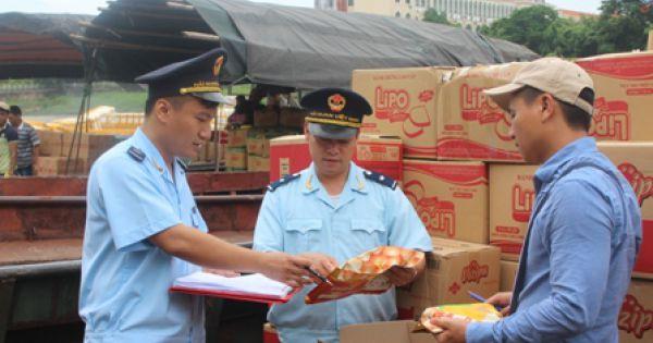 Quảng Ninh: 6 tháng xử lý 2.278 vụ buôn lậu, gian lận thương mại và hàng giả