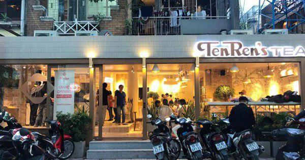 The Coffee House đóng cửa hệ thống trà sữa Ten Rena