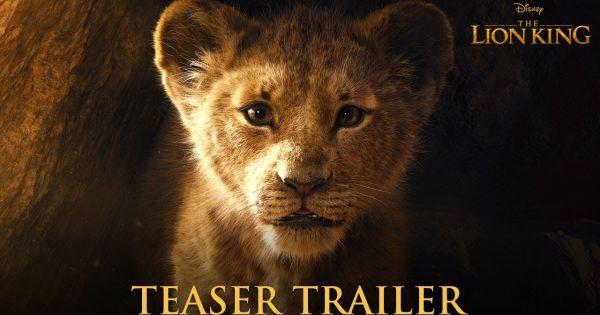 The Lion king - kỳ quan mới của kỹ xảo điện ảnh