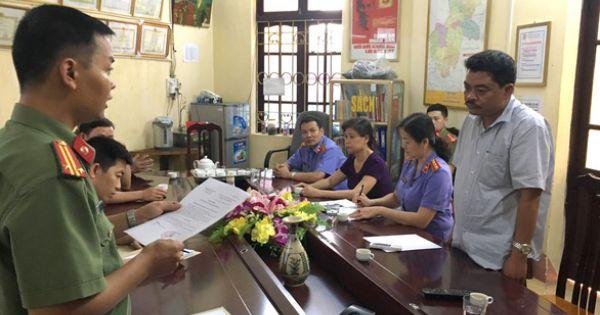 Trả hồ sơ, yêu cầu điều tra bổ sung vụ gian lận thi cử tại Hà Giang năm 2018