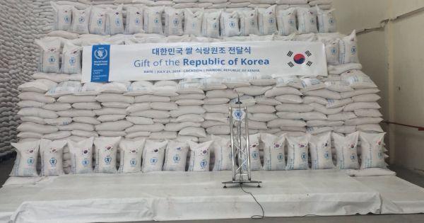 Hàn Quốc muốn được miễn trừng phạt khi viện trợ lương thực cho Triều Tiên