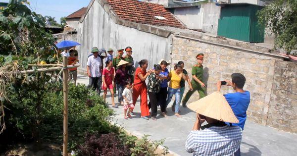 Nghệ An: Giải cứu nạn nhân sau 24 năm bị bán sang Trung Quốc