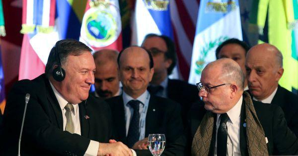 Các nước Tây Bán cầu kêu gọi nỗ lực chống khủng bố
