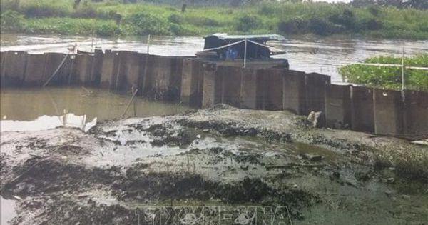Chủ tịch UBND tỉnh Bình Dương chỉ đạo xử lý nghiêm dự án Marina Tower lấn sông