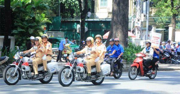 Công an TP HCM: Xe máy chiếm gần 70% các vụ tai nạn giao thông