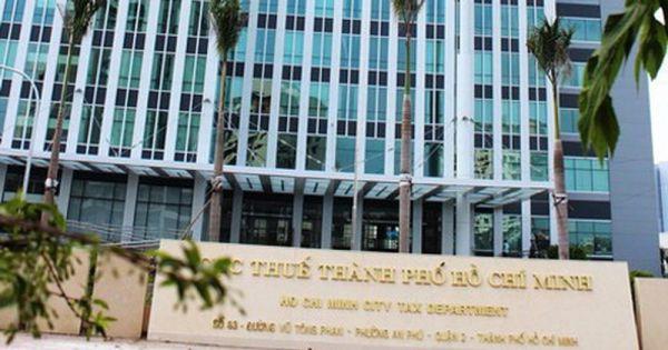 """Cục Thuế TP.HCM thu 3.150 tỷ đồng nợ thuế nhờ """"bêu tên"""" các doanh nghiệp vi phạm"""