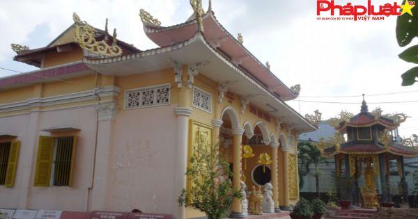 Đại lễ khánh thành chùa Vạn Phước- Sóc Trăng